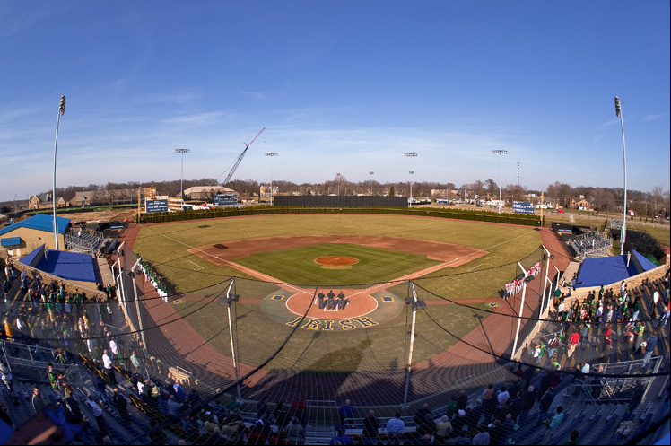 Opening Day, Eck Stadium