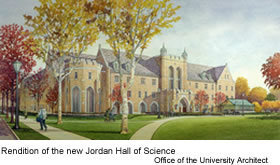 Jordan Hall of Science
