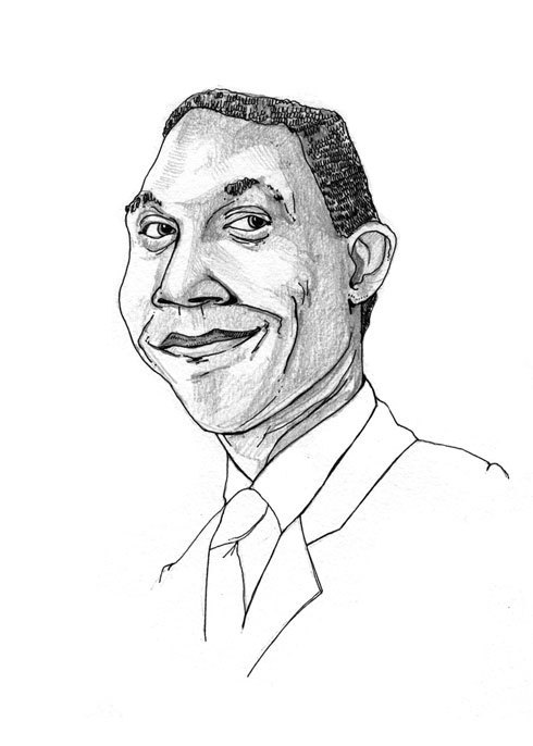 Rob Nabors, illustration by Emmett Baggett