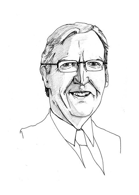 Mike McNally,illustration by Emmett Baggett