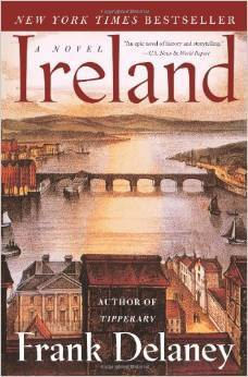 Ireland: A Novel, Frank Delaney