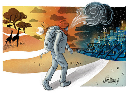 Illustration by Elizabeth Baddeley