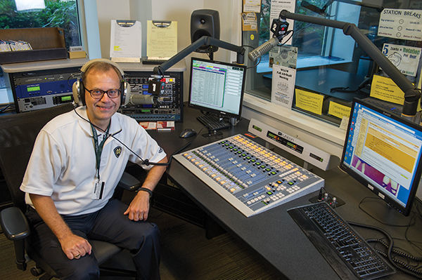 Bob Marovich, photo by Barbara Johnston