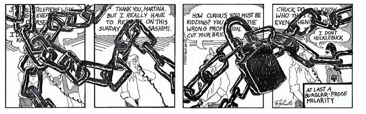 Molarity Classic, strip 285