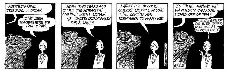 Molarity Classic, strip 287