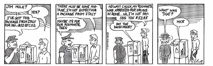 Molarity Classic, strip 306