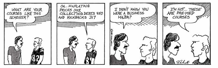 Molarity Classic, strip 310