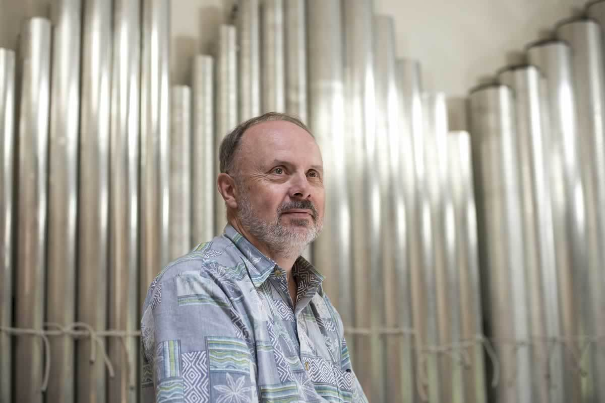 "Fritts sees organ building as a mission to keep alive and further an art form that has been with us for centuries. It's a privilege, he says, to go to Europe and study organs still in use, some with parts that date to the 1400s. ""To experience the musical"