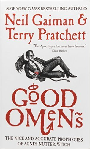 What I'm Reading: Good Omens: The Nice and Accurate Prophecies of