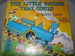 I Think I Can I Think I Can Little Engine That Could