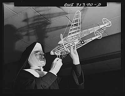 175th 1943 Sister Mary Aquinas Kinskey 1