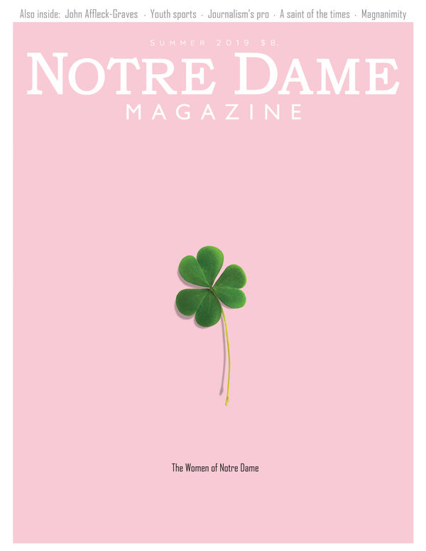 The Women of Notre Dame cover