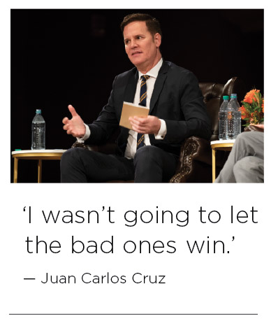 News Forum Cruz Quote