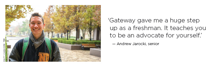 News Gateway Andrew Quote