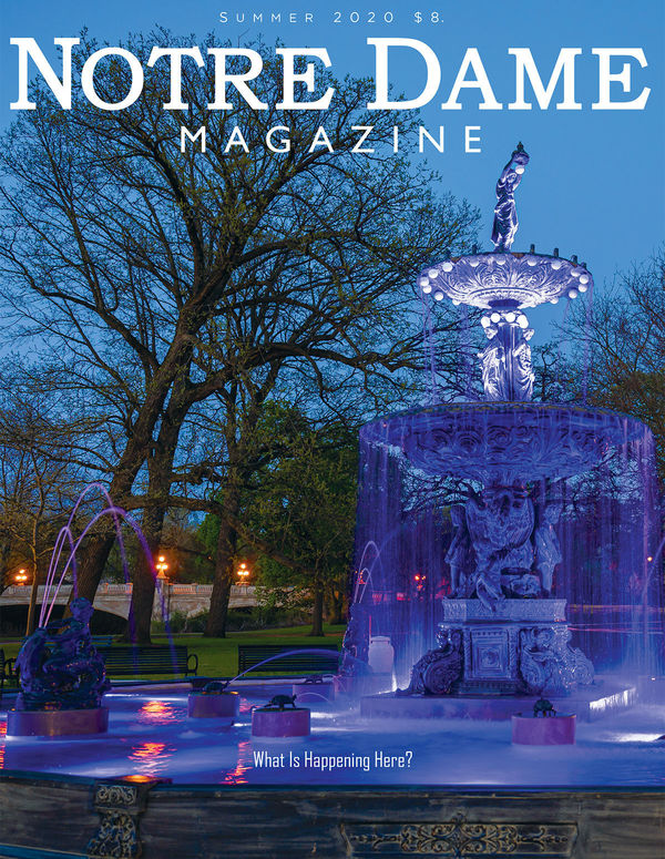 The South Bend Issue cover