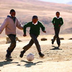 Cashore Soccer Lesotho
