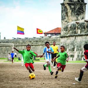 Cashore Soccer Colombia