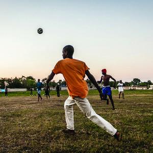 Cashore Soccer Haiti