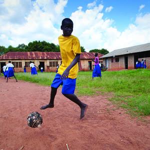 Cashore Soccer Uganda