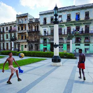 Cashore Soccer Cuba