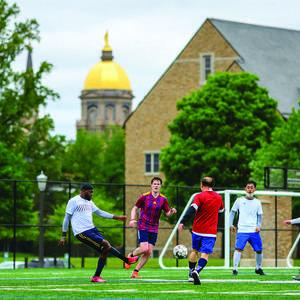 Cashore Soccer Notre Dame