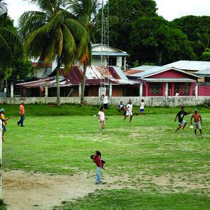 Cashore Soccer Honduras
