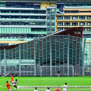 Cashore Soccer Hong Kong