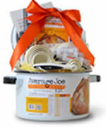 Average Joe Artisan Bread gift basket