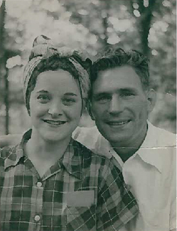 Kathleen and Patrick Scanlon, grandparents of Tara Hunt