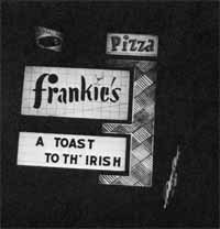 Frankie's-Photo courtesy of Notre Dame archives