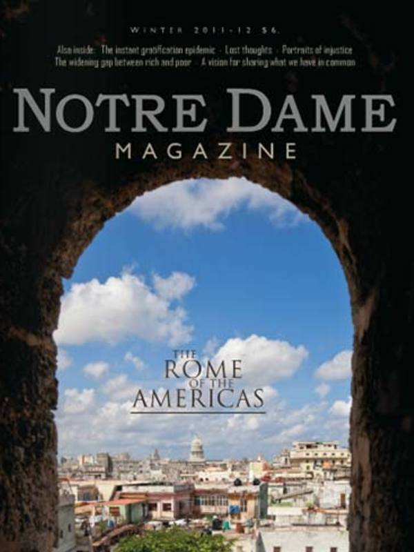The Rome of the Americas cover