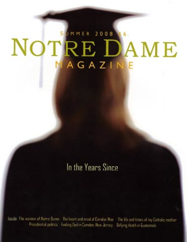 In the Years Since cover