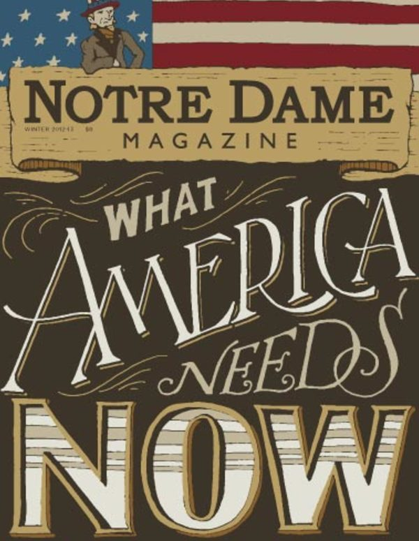 What America Needs Now cover