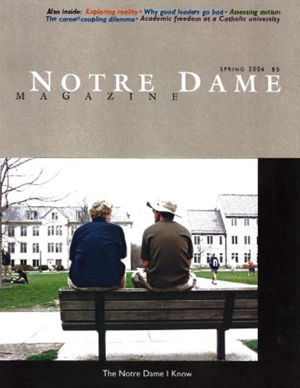 Stories of Notre Dame cover