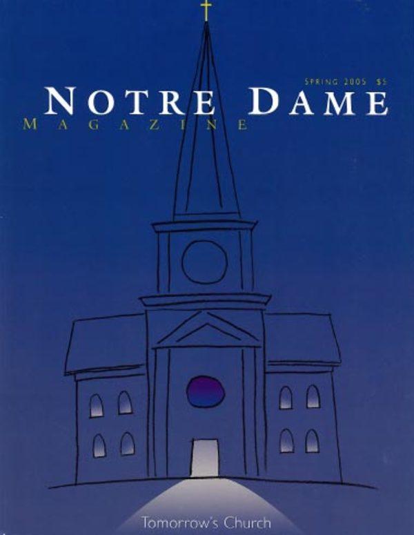 Tomorrow's Church cover