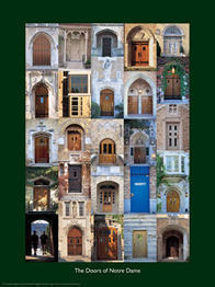 The Doors of Notre Dame & Store // Notre Dame Magazine // University of Notre Dame