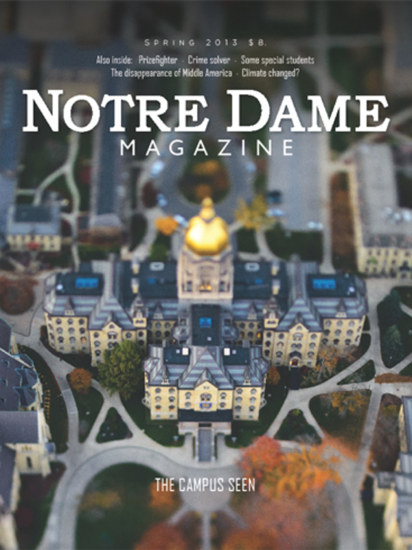 The Campus Seen cover
