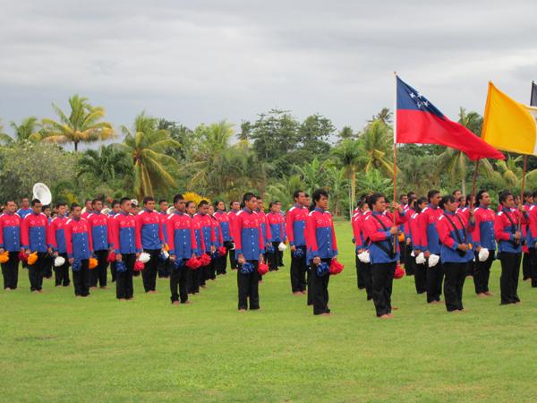 Samoa to Seminary